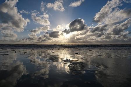 Genieten van de golven met strandhuisjes Zuid-Holland