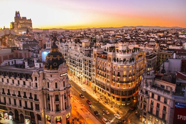 Goedkope vakantie naar Madrid boeken